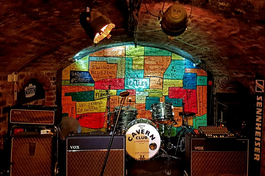 The Cavern Pub en Liverpool