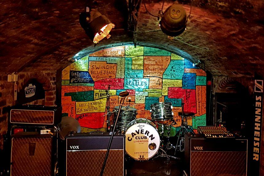 The Cavern Pub en Liverpool