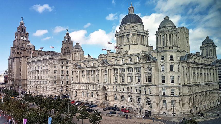 Three Graces de Liverpool
