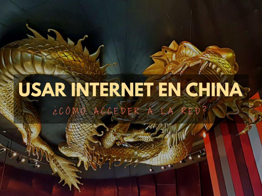 Usar internet en China