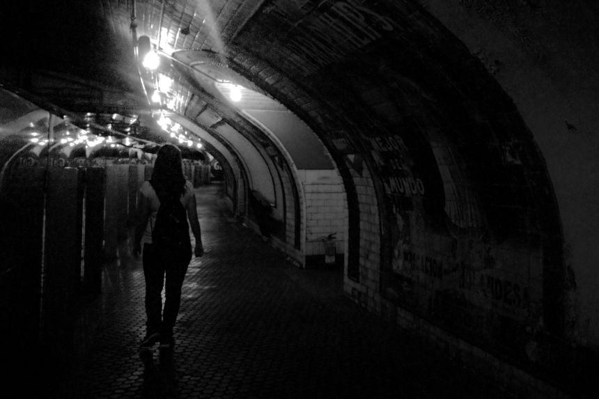 leyendas de la estación fantasma