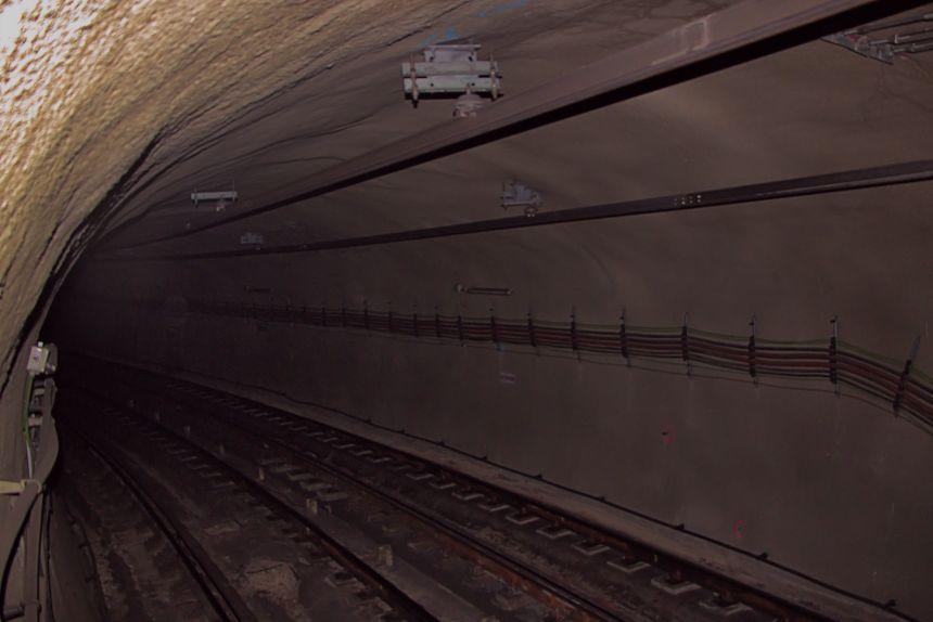 Tunel del metro