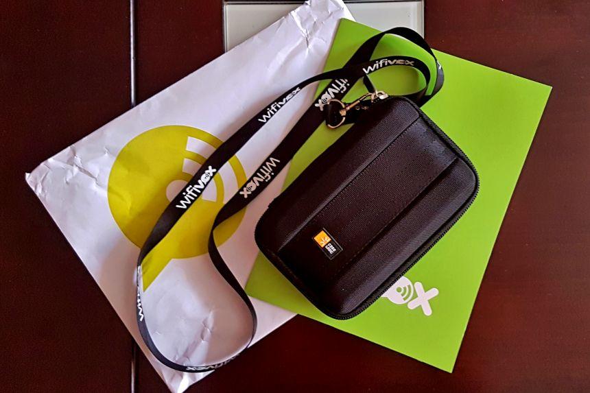 Wifivox unboxing