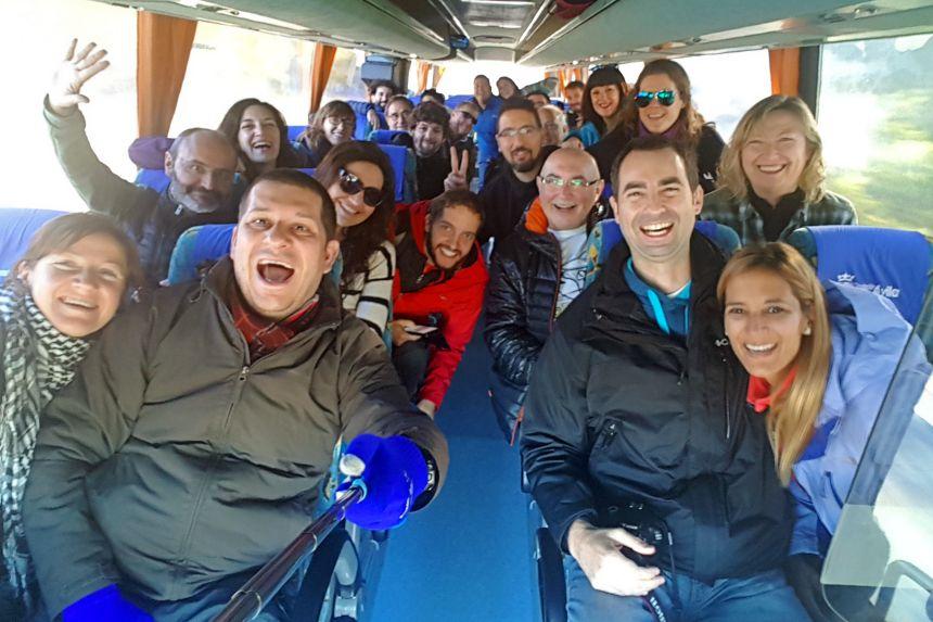 Bloguers Tuitquedada Micológica 2017