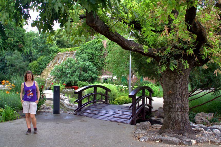 Jardín Japonés en Isla Margarita