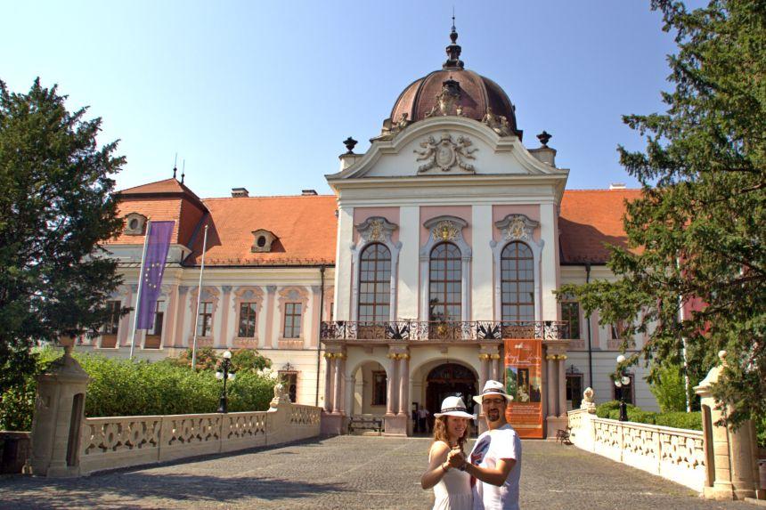 Palacio Gödöllő