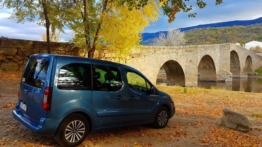 Peugeot Partner de alquiler de Goldcar