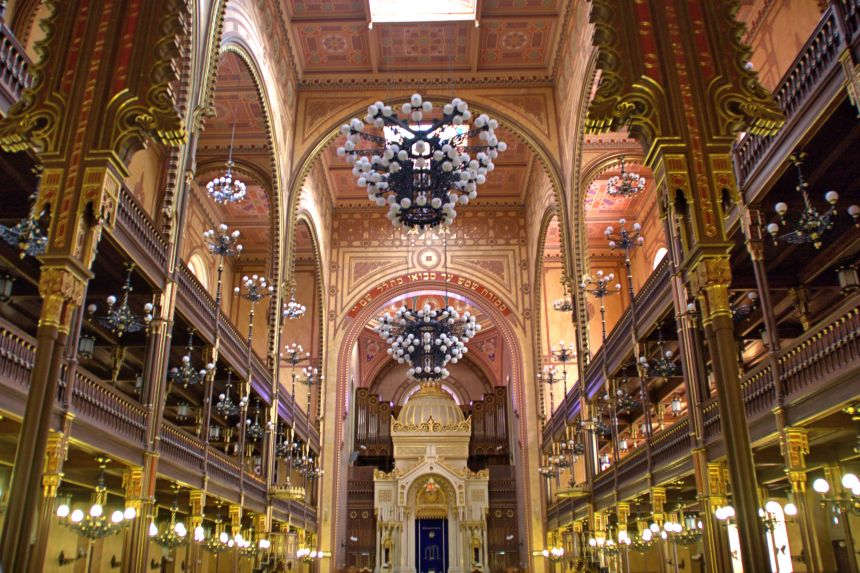 Sinagoga de la Calle Dohány