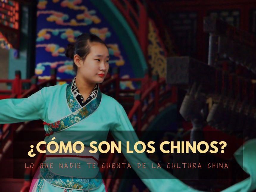 Cómo son los chinos