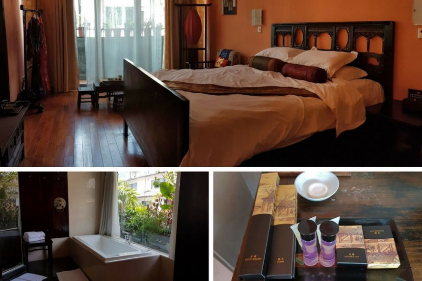 Hotel en Yangshuo