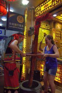 tienda en Yangshuo