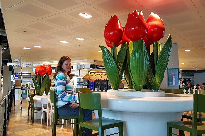 Aeropuerto de Ámsterdam Schiphol