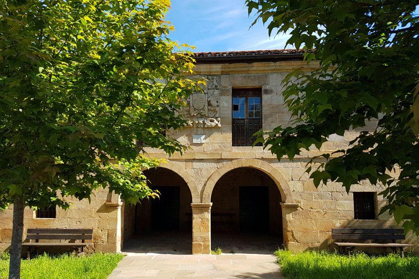 Casa de Lope de Vega en Vega de Villafufre