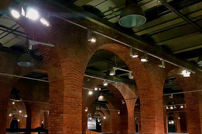 Centro de Exposiciones Arte Canal Madrid