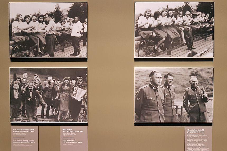 Exposición Auschwitz. El día a día de los mandos nazis