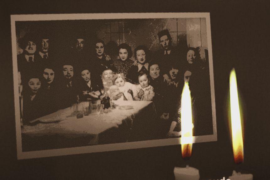 Exposición Auschwitz en el recuerdo