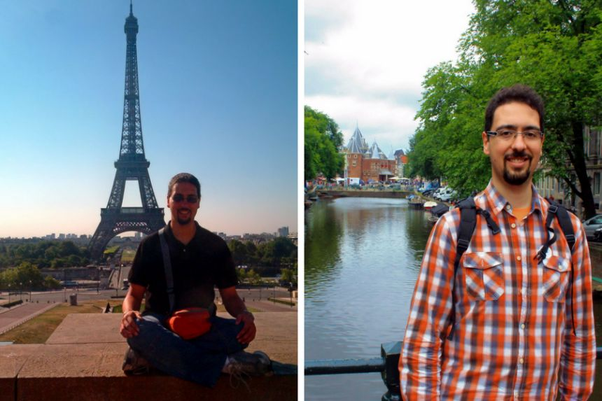 París y Ámsterdam