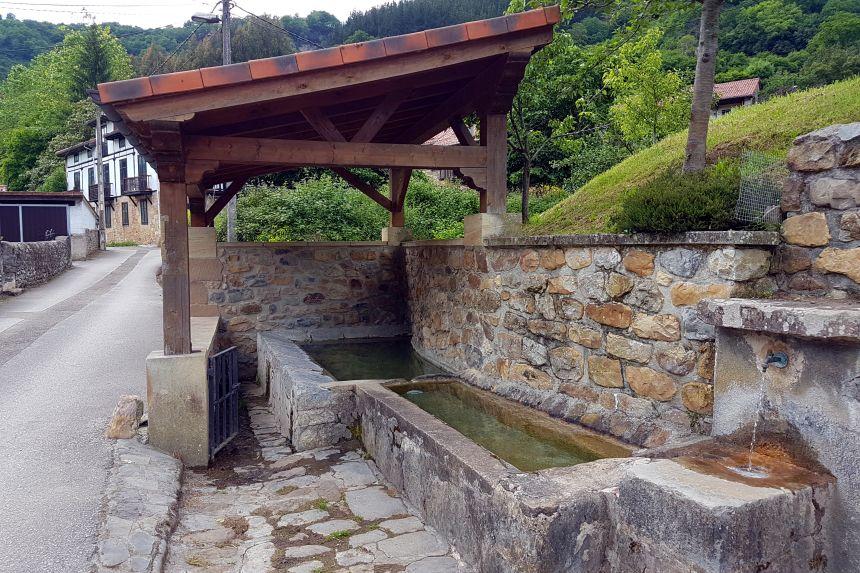 fuente de Quintana de Toranzo