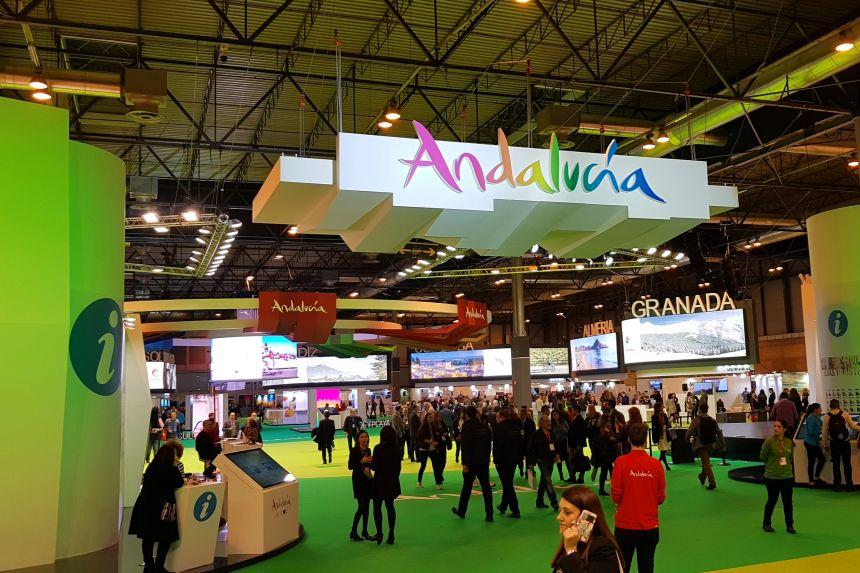 Andalucia en FITUR 2018