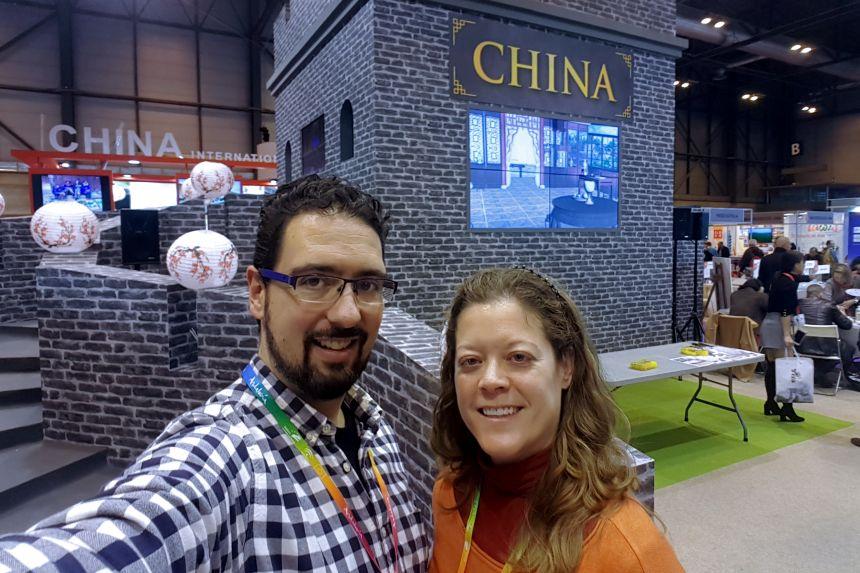 China en FITUR 2018