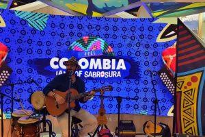 Colombia Tierra de Sabrosura