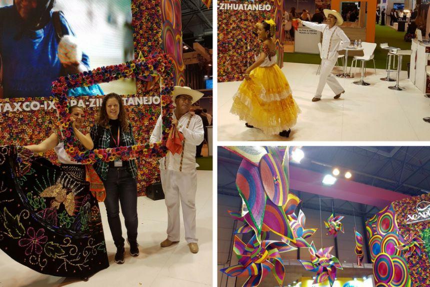 Estado de Guerrero en FITUR 2018