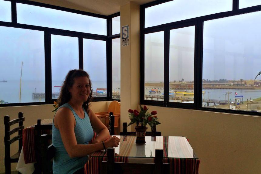 Hostal Brisas de laBahía en Paracas
