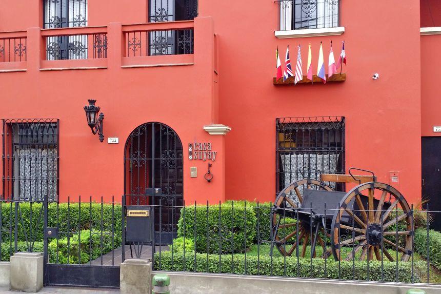 Hotel Casa Suyai en Lima