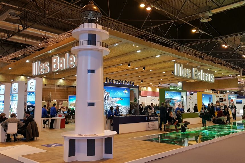 Islas Baleares en FITUR 2018