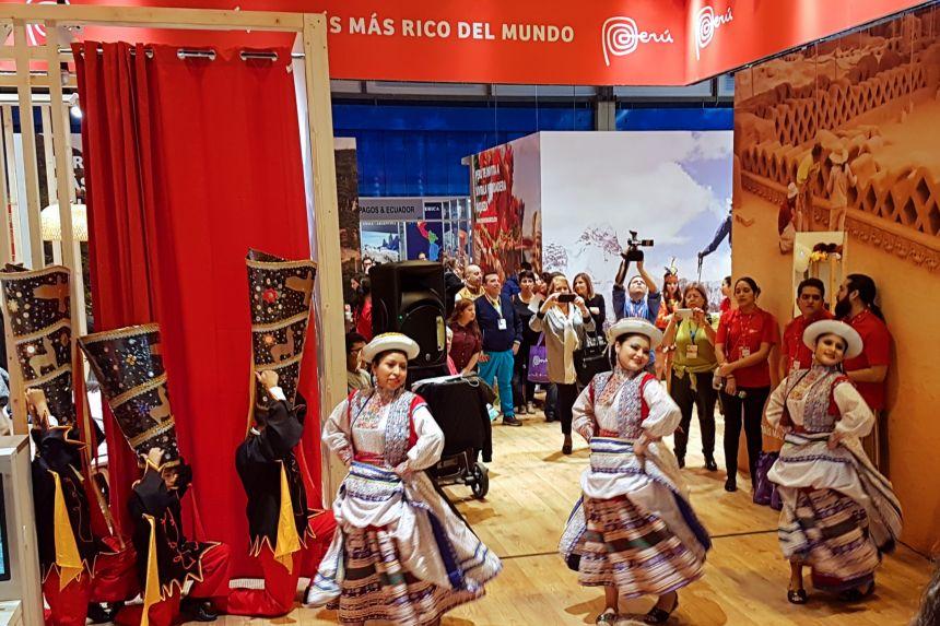 Peru en FITUR 2018