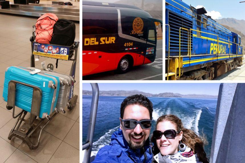 Transporte en el Perú