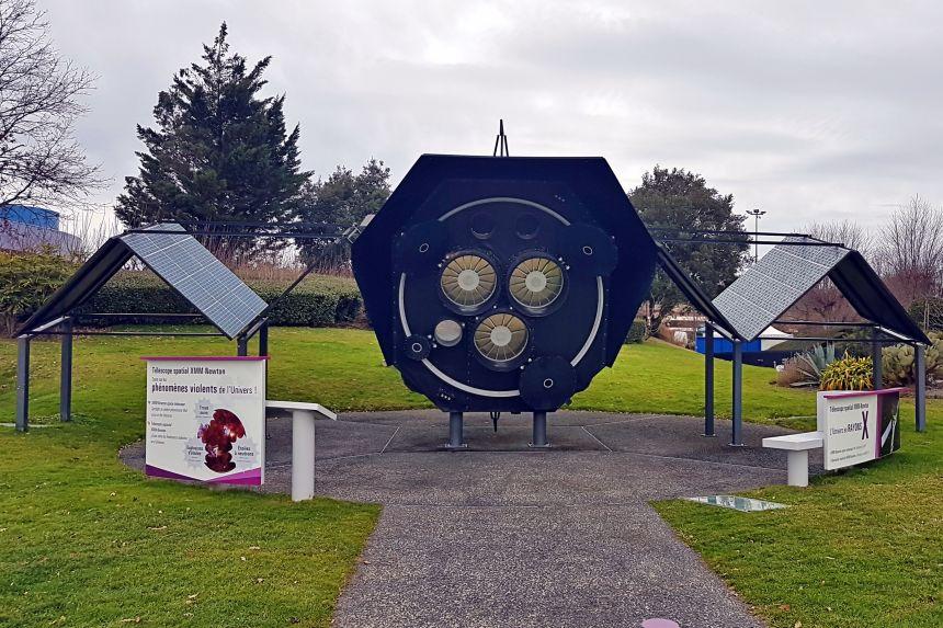 Cité de l'espace - Telescopio espacial XMM-Newton