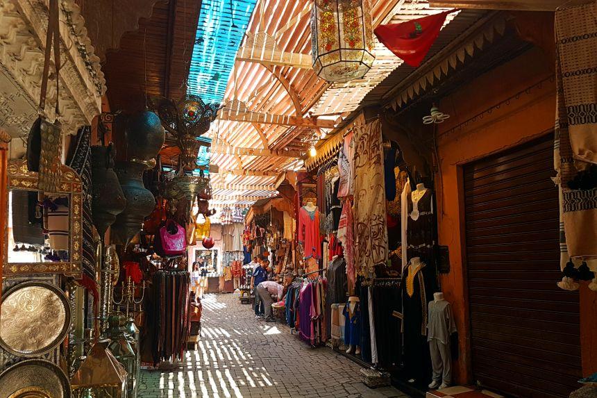 mapaymochila 2017 - Marrakech