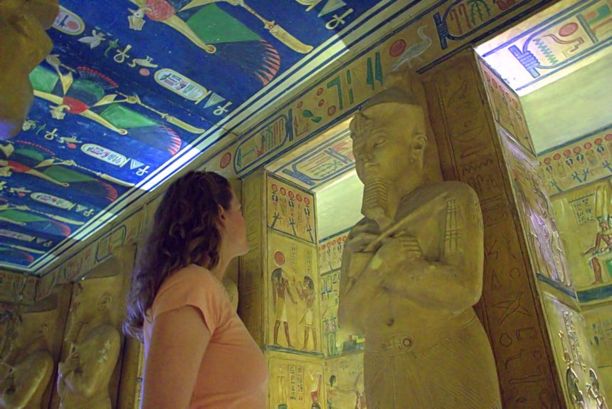 mapaymochila 2017 - El templo de Abu Simbel - Ramsés, rey de reyes
