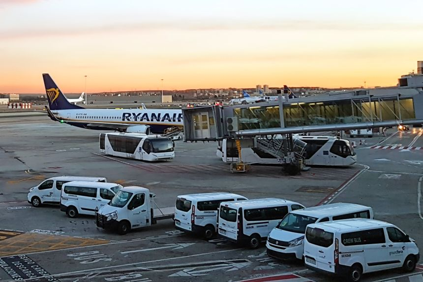 vuelo a Toulouse con Ryanair