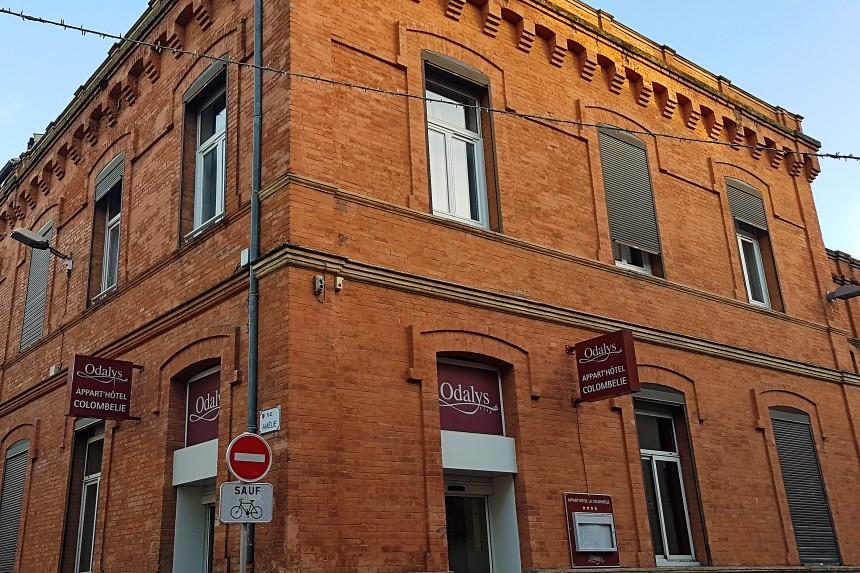 Appart'hôtel Odalys Colombélie