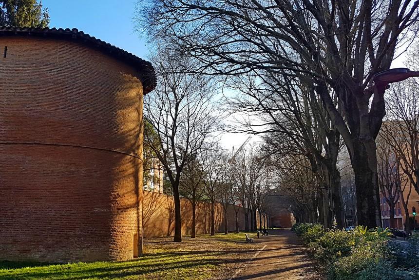 Murallas del Toulouse (s. XV)
