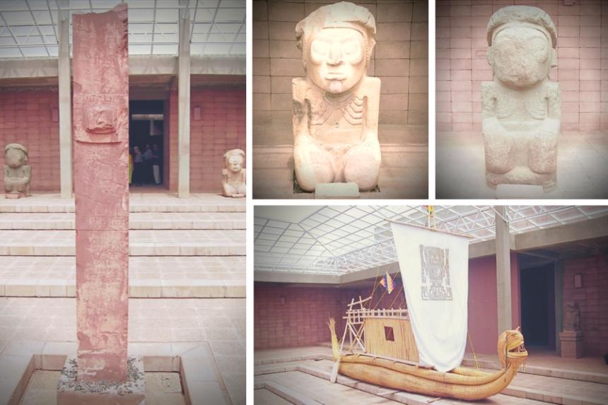 Museo Lítico de Tiwanaku