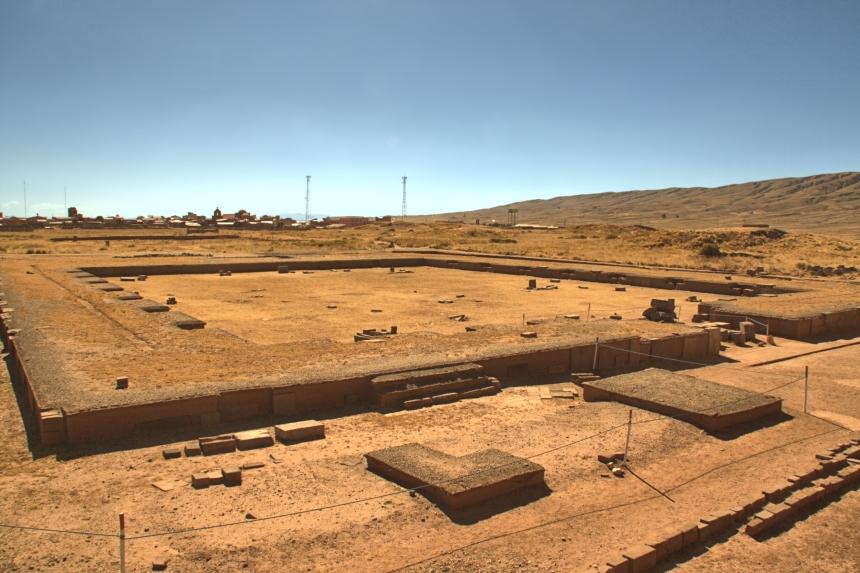 Palacio de Putuni en Tiwanaku