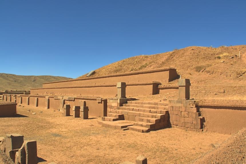 Templo Pirámide de Akapana