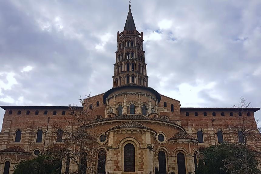 San Saturnino en Toulouse