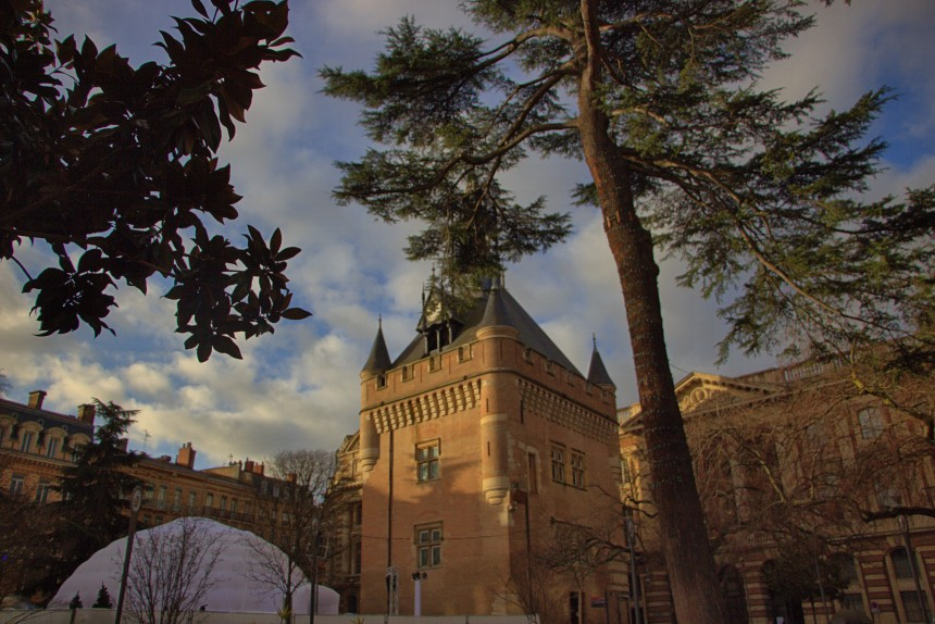 Donjon du Capitole en Toulouse