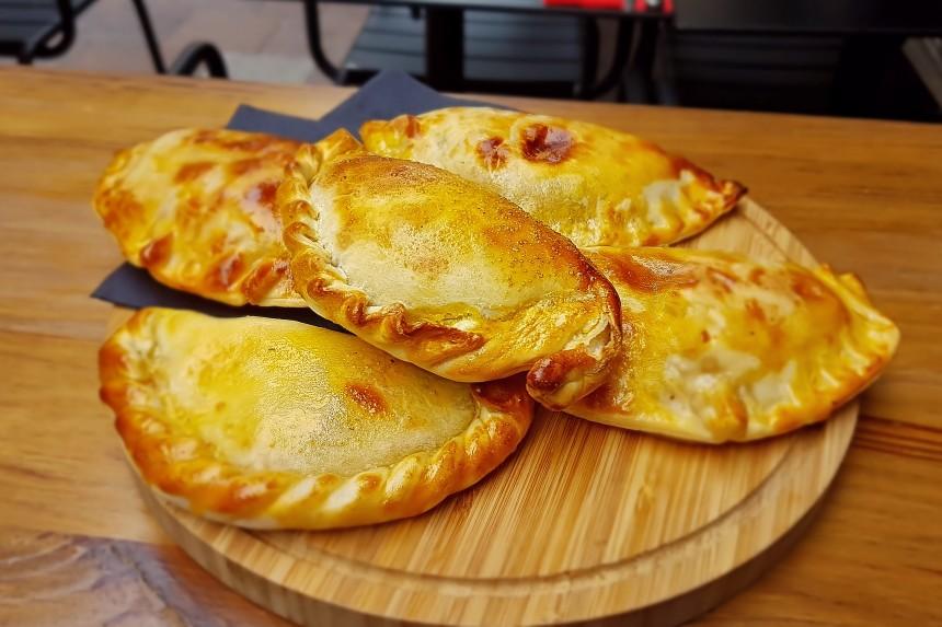 Empanadas argentinas en Toulouse