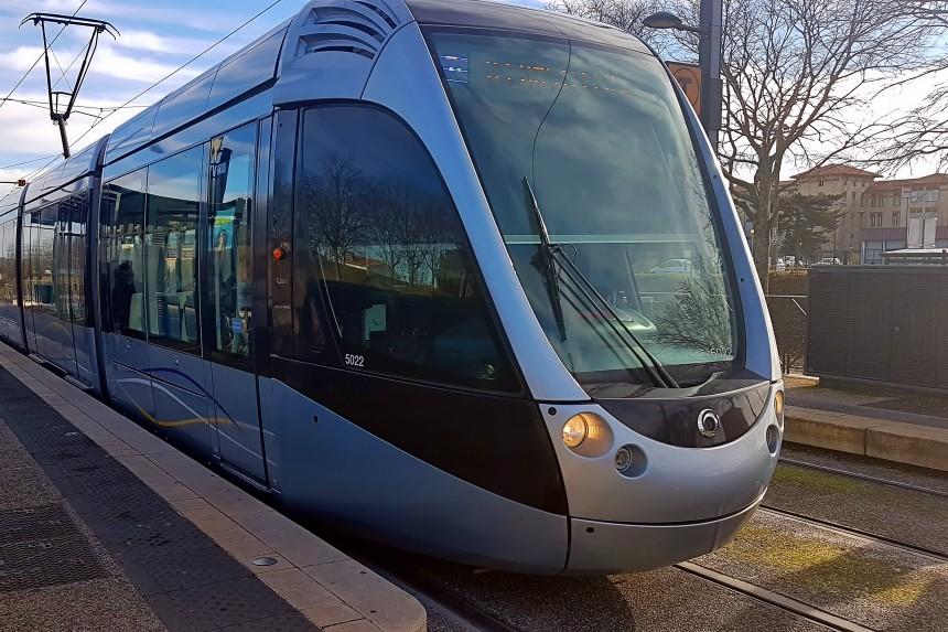 Tranvía de Toulouse