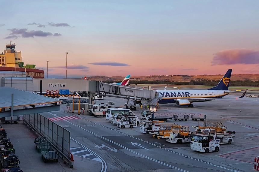 vuelo Madrid Toulouse con Ryanair