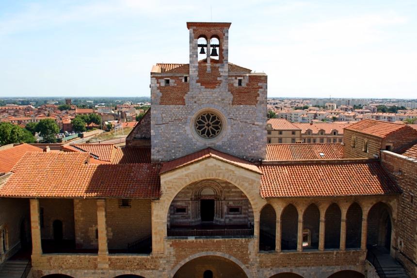 Palacio de los Reyes de Mallorca en Perpignan