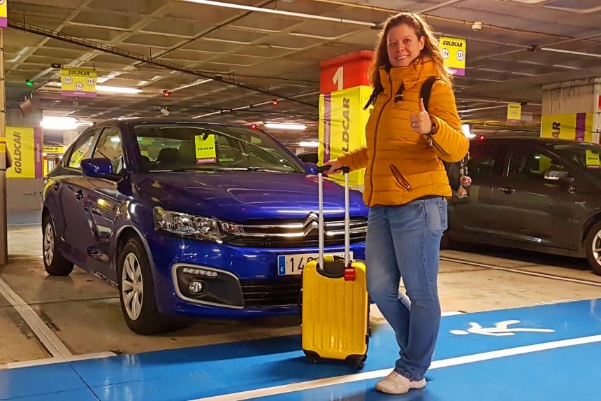 Alquiler de coche en Palma