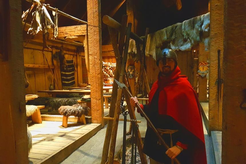 Lofotr Viking Museum en Lofoten