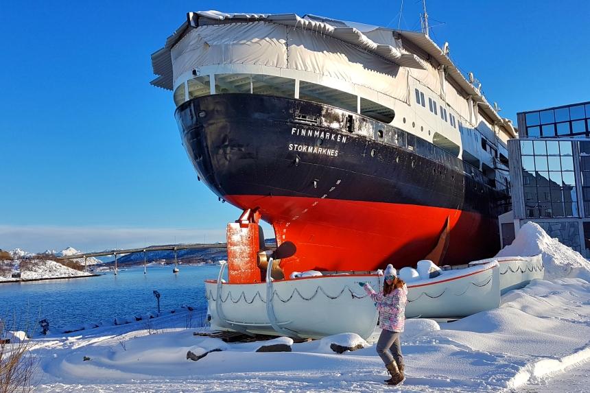 Museo del Hurtigruten