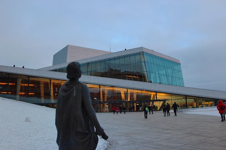 Operahuset de Oslo